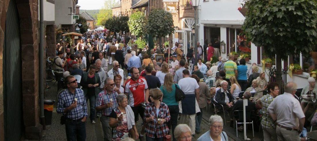 Besucher Zülpicher Strasse
